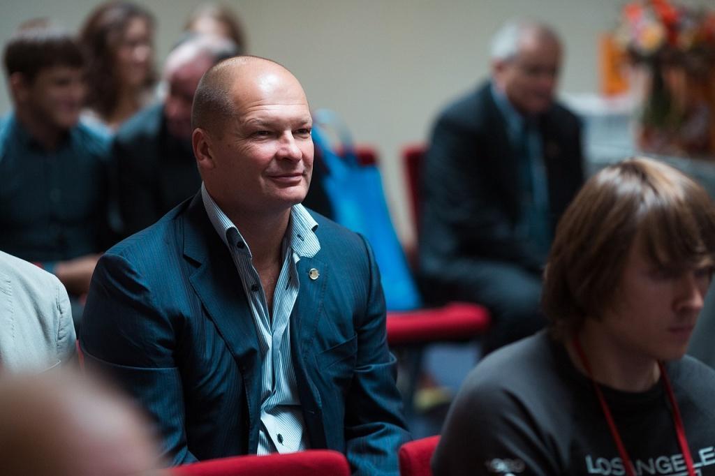 Павел Бурлуцкий, генеральный директор УК КАРВИЛЬ